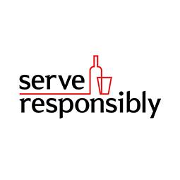 """Serve Responsibly,,หรือ """"การฝึกอบรมเชิงปฏิบัติการการให้บริการอย่างมีความรับผิดชอบ"""" โดยความร่วมมือและการมีส่วนร่วมของผู้ประกอบกิจการสถานบันเทิง ร้านอาหาร และร้านค้า ซึ่งจัดจำหน่ายเครื่องดื่มแอลกอฮอล์เพื่อดื่ม ณ สถานที่ขายหรือนำกลับ มีวัตถุประสงค์เพื่อเสริมสร้างความรู้และตระหนักรู้ถึงความรับผิดชอบต่อสังคม"""